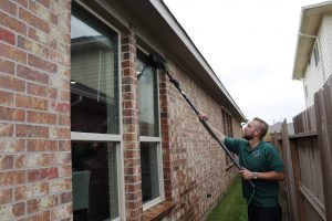 Window washing service