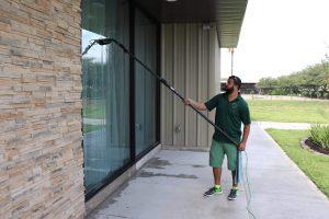 Window washing Sugarland TX