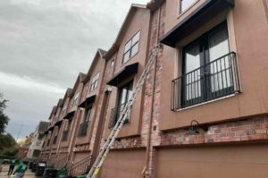 Commercial window cleaning Sugarland