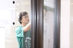 Sugarland window cleaning
