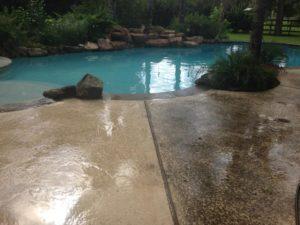 Power washing Houston