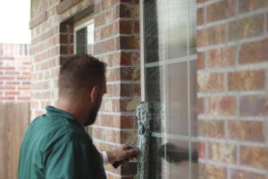 Window cleaning in Houston