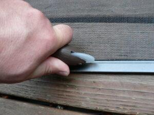 Window screen repair Houston