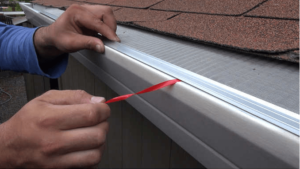 gutter guards by trushine